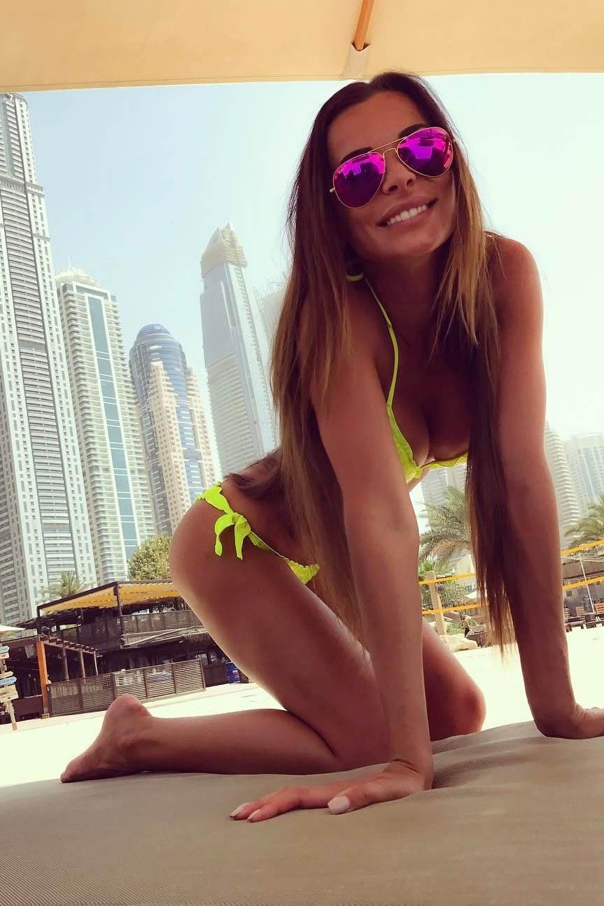 Эскорт модель в Дубай