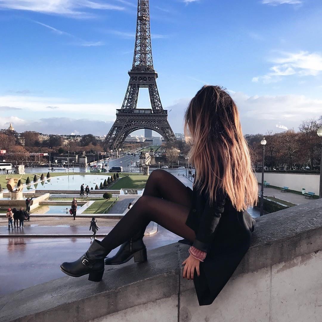 Работа в Париже